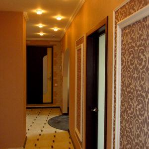 Косметический ремонт квартиры - коридор
