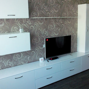 Косметический ремонт квартиры - зал