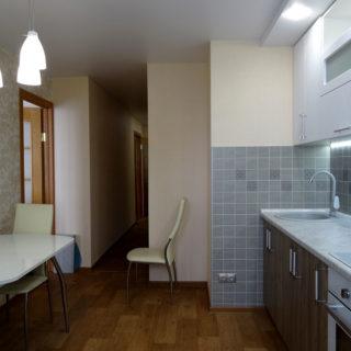 Капитальный ремонт квартиры - кухня вид 1