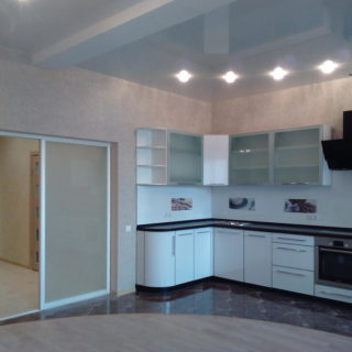 Капитальный ремонт под ключ трех комнатной квартиры в новостройке
