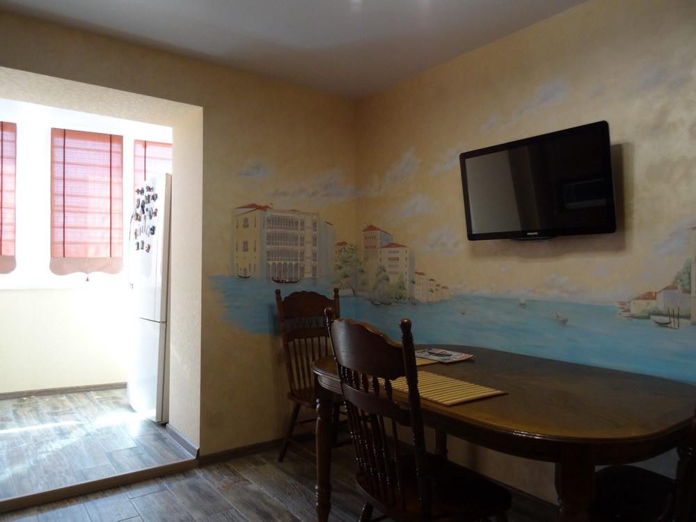 Ремонт квартиры (3 комнатная) | ул. Еременко, 44