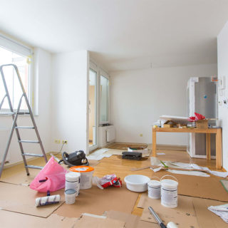 Ремонт 1 квартиры: с чего начать